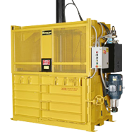 The M7240 HD Large Chamber High Density Baler