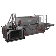 The Ver-tech 2-Ram Horizontal Balers