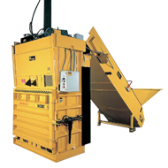 The Seven Sixty (S60XD) Vertical Baler