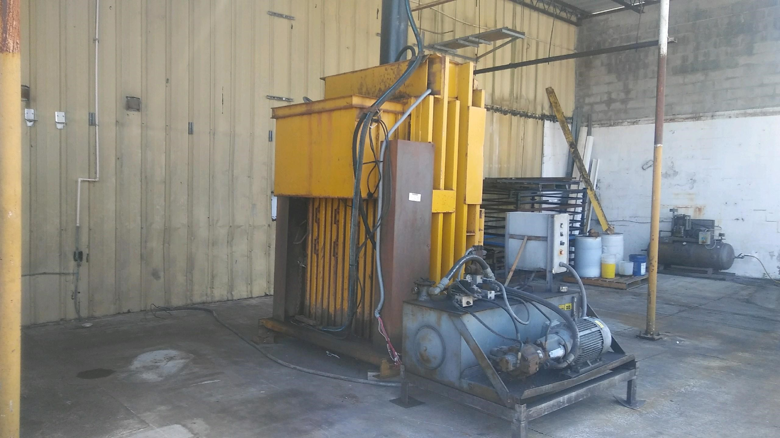 Used T60XDRC Vertical Baler – Priced reduced 10% – Now $19,900