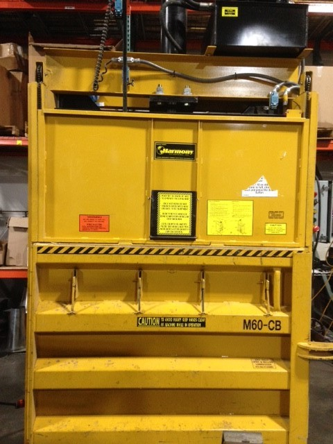 Ver-tech/Harmony Enterprises Model M60STD Baler